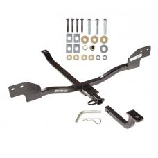 Trailer Tow Hitch For 12-13 VW Volkswagen Beetle Gas Turbo w/ Draw Bar Kit