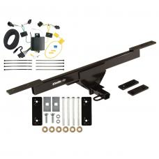 Trailer Tow Hitch For 12-15 Volkswagen Passat Sedan w/ Wiring Harness Kit