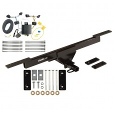 Trailer Tow Hitch For 16-19 Volkswagen Passat SE & SEL Trailer Hitch Tow Receiver w/ Wiring Harness Kit