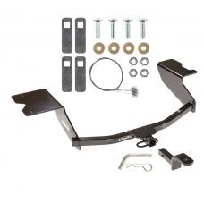 Trailer Tow Hitch For 12-13 Chevy Orlando (Canada Only) Class 1 w/ Draw Bar Kit