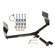 """Trailer Tow Hitch For 13-16 Dodge Dart 1-1/4"""" Towing Receiver w/ Draw Bar Kit"""