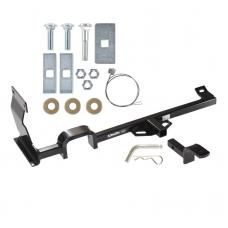 "Trailer Tow Hitch For 11-17 Nissan JUKE FWD 1-1/4"" Receiver w/ Draw Bar Kit"