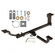 Trailer Tow Hitch For 13-15 Chevy Spark wo/Ground Effects w/ Draw Bar Kit
