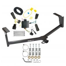 Trailer Tow Hitch For 13-20 Ford Fusion Except Sport Trailer Hitch Tow Receiver w/Wiring Harness Kit