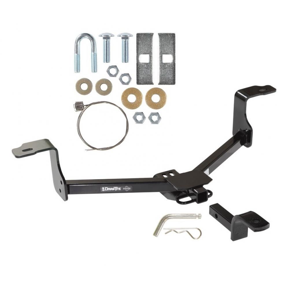 Trailer Tow Hitch For 09-14 Acura TL TSX 08-17 Honda