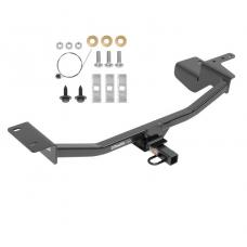 "Trailer Tow Hitch For 10-14 VW Volkswagen GTI Hatchback 1-1/4"" Receiver"