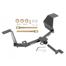 """Trailer Tow Hitch For 14-17 Nissan Versa Note 1-1/4"""" Receiver w/ Draw Bar Kit"""