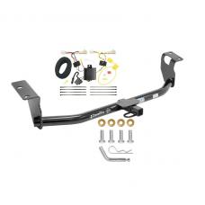 Trailer Tow Hitch For 09-13 Toyota Corolla w/ Wiring Harness Kit