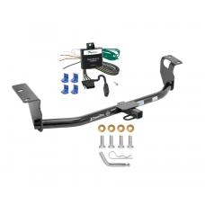 Trailer Tow Hitch For 04-07 Toyota Corolla w/ Wiring Harness Kit
