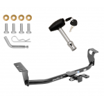 Trailer Tow Hitch For 03-19 Toyota Corolla w/ Security Lock Pin Key