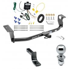 "Trailer Tow Hitch For 03-19 Toyota Corolla 1-1/4"" Receiver w/ Draw Bar Kit"
