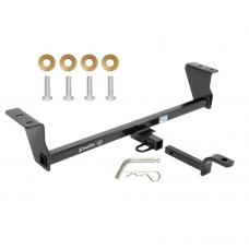 "Trailer Tow Hitch For 14-16 Scion tC 1-1/4"" Towing Receiver w/ Draw Bar Kit"