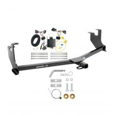 Trailer Tow Hitch For 14-17 Volkswagen Beetle Except R-Line & GSR w/ Wiring Harness Kit