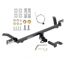 Trailer Tow Hitch For 15-17 VW Volkswagen Golf Receiver w/ Draw Bar Kit