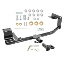 "Trailer Tow Hitch For 15-18 VW Volkswagen Jetta 1-1/4"" Receiver w/ Draw Bar Kit"