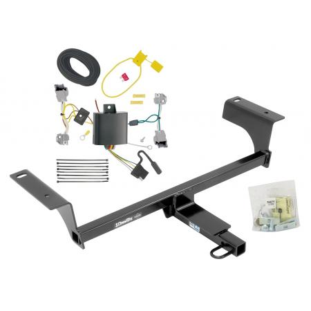 14-19 Cadillac CTS Sedan Trailer Hitch Tow Receiver w/ Wiring Harness Kit