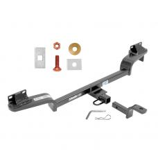 Trailer Tow Hitch For 16-18 Mazda CX-3 Class 1 Receiver w/ Draw Bar Kit
