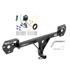 Trailer Tow Hitch For 17-20 Toyota 86 Trailer Hitch Tow Receiver w/ Wiring Harness Kit