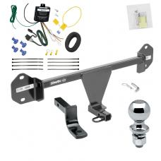 """Trailer Tow Hitch For 2015 BMW 320i 328i Complete Package w/ Wiring Draw Bar and 2"""" Ball"""