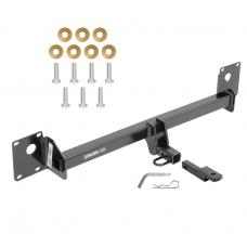 Trailer Tow Hitch For 17-19 VW Golf Alltrack 15-19 Sportwagen w/ Draw Bar Kit