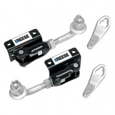 Reese Dual Cam Sway Control for Weight Distribution Hitch Steel Spring Bars Round or Trunnion High Performance