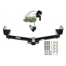 Reese Trailer Tow Hitch For 02-03 Ford Explorer 4 Dr. Mountaineer 03-04 Aviator w/ Wiring Harness Kit