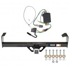 Reese Trailer Tow Hitch For 92-97 Isuzu Rodeo 94-97 Honda Passport w/ Wiring Harness Kit