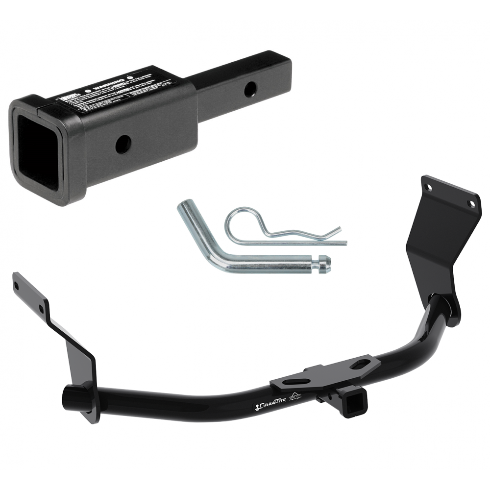 "Trailer Tow Hitch For 19-20 Acura RDX W/ 2"" Adapter And"