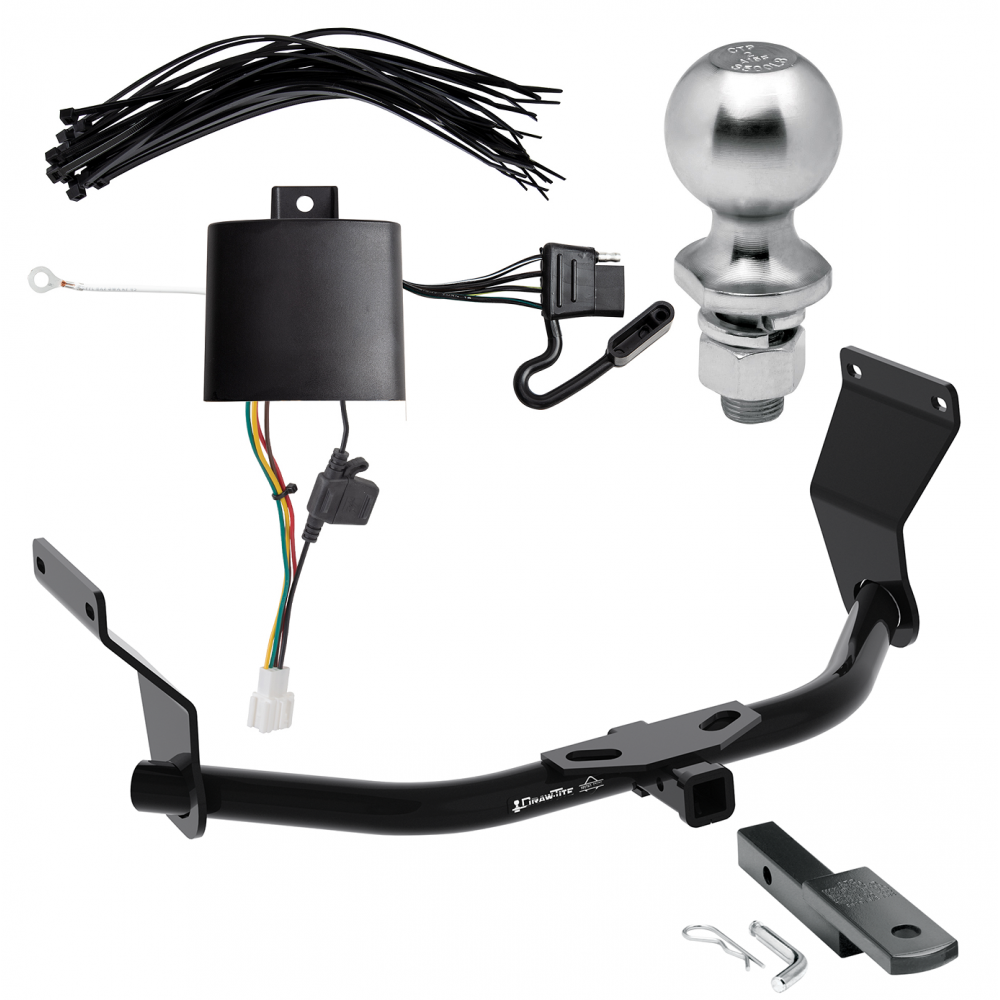 Trailer Tow Hitch For 19-20 Acura RDX With +12V Power