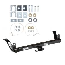 """Trailer Tow Hitch For 89-98 Ford Thunderbird Mark VIII Cougar 1-1/4"""" Receiver"""