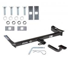 "Trailer Tow Hitch For 95-03 Ford Windstar 1-1/4""  Receiver Class 2 w/ Draw Bar Kit"