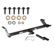 "Trailer Tow Hitch For 85-05 Chevy Astro GMC Safari 1-1/4"" Receiver w/ Draw Bar Kit"