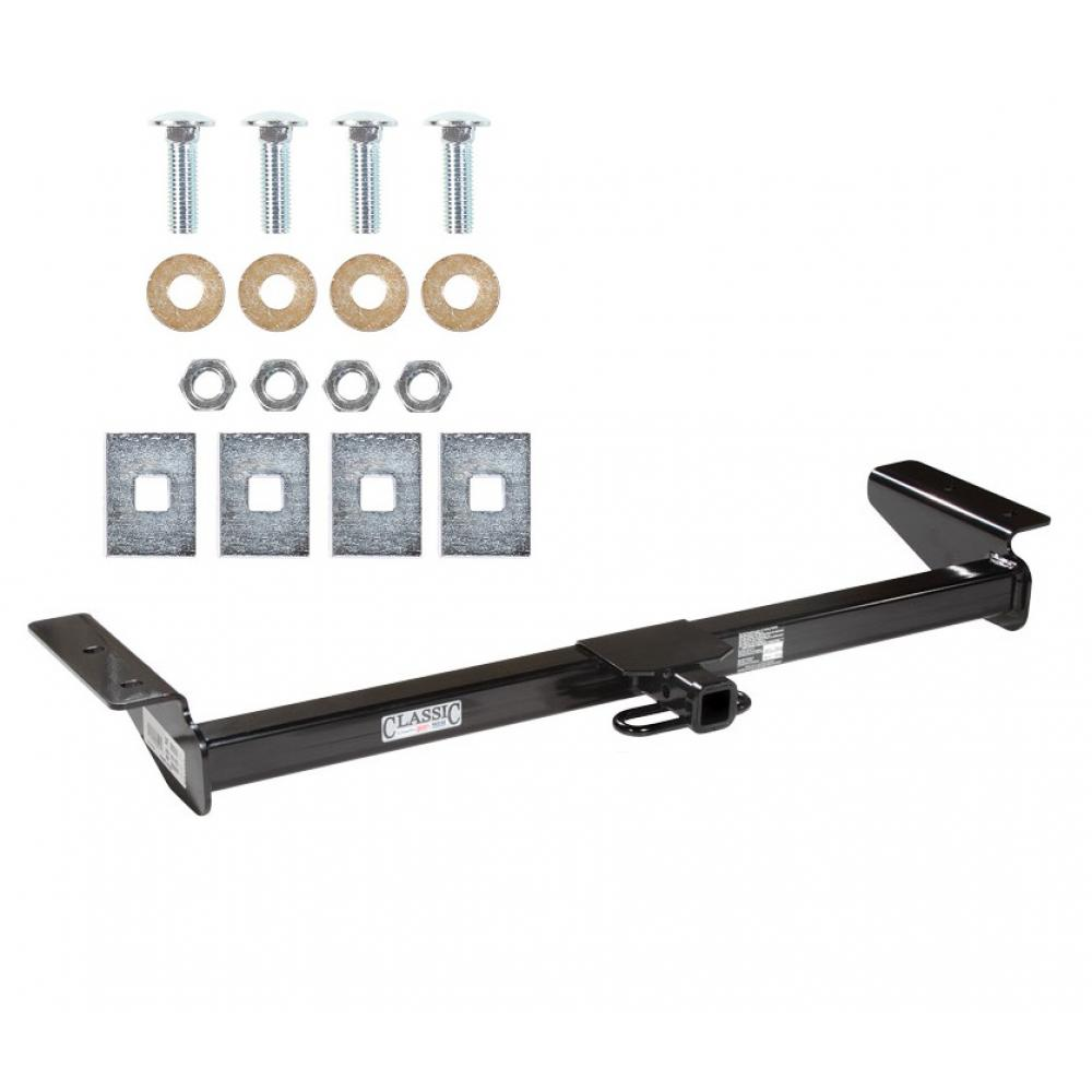 Trailer Tow Hitch For 96-18 Chevy Express GMC Savana Van