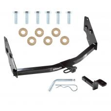 Trailer Tow Hitch For 96-04 Infiniti QX4 Nissan Pathfinder Receiver w/ Draw Bar Kit