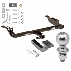"""Trailer Tow Hitch For 97-05 Chevy Malibu 97-99 Oldsmobile Cutlass 4 Dr Complete Package w/ Wiring Draw Bar Kit and 2"""" Ball"""