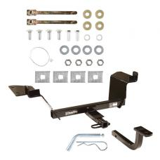 Trailer Tow Hitch For 97-04 Buick Regal 97-08 Pontiac Grand Prix w/ Draw Bar Kit