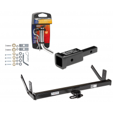 """Trailer Tow Hitch For 98-04 Cadillac Seville w/ 2"""" Adapter and Pin/Clip"""