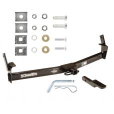 Trailer Tow Hitch For 91-02 Ford Explorer Mercury Mountaineer Navajo w/ Draw Bar Kit