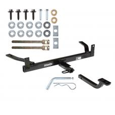 Trailer Tow Hitch For 84-01 Jeep Cherokee Wagoneer Receiver w/ Draw Bar Kit