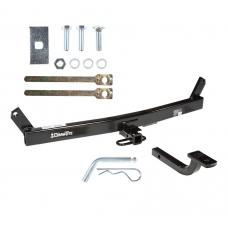 "Trailer Tow Hitch For 93-04 Volvo 850 C70 S70 V70 1-1/4"" Receiver w/ Draw Bar Kit"