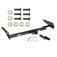 Trailer Tow Hitch For 99-03 Lexus RX300 01-03 Toyota Highlander w/ Draw Bar Kit