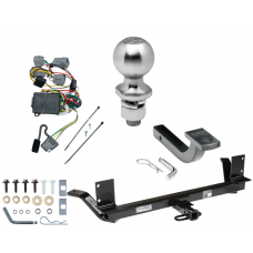 """Trailer Tow Hitch For 02 Chrysler Concorde 99 LHS Complete Package w/ Wiring Draw Bar Kit and 2"""" Ball"""