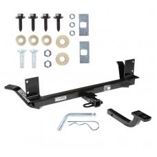 Trailer Tow Hitch For 02-04 Chrysler Concorde 99-01 LHS Receiver w/ Draw Bar Kit