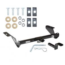 "Trailer Tow Hitch For 99-04 Chrysler 300M 1-1/4"" Towing Receiver w/ Draw Bar Kit"