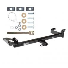 """Trailer Tow Hitch For 99-03 Saab 9-3 1-1/4"""" Towing Receiver Class 2"""
