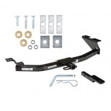 "Trailer Tow Hitch For 99-05 Saab 9-5 All Styles 1-1/4"" Receiver w/ Draw Bar Kit"