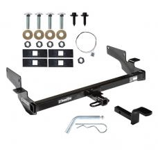 Trailer Tow Hitch For 00-05 Cadillac DeVille 06-11 DTS Receiver w/ Draw Bar Kit