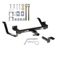 Trailer Tow Hitch For 99-05 Oldsmobile Alero Pontiac Grand Am w/ Draw Bar Kit
