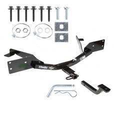 "Trailer Tow Hitch For 00-07 Chevy Monte Carlo 1-1/4"" Receiver w/ Draw Bar Kit"