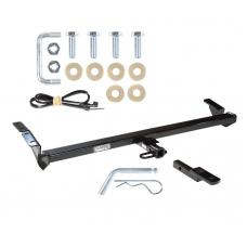 "Trailer Tow Hitch For 00-04 Toyota Avalon 1-1/4"" Receiver Class 2 w/ Draw Bar Kit"